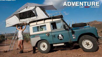 Adventure 140 daktent-dakop daktenten